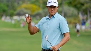 James Hahn holes double eagle to lead Shots of the Week