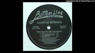 Sample Minded~The Sound Of Redness [Instrumental Dub]
