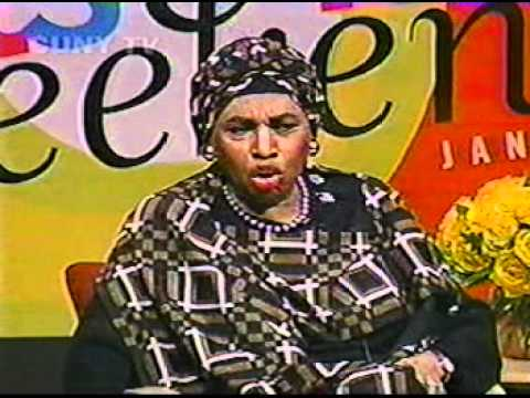 Leontyne Price CUNY interview with NY Times critic and admirer. Pt 2
