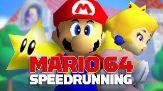 9 INSANE Tricks Used By Mario 64 Speedrunners