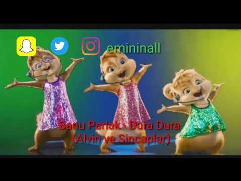 Banu Parlak - Dura Dura (Alvin ve Sincaplar)
