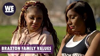 Towanda Gets the Sisters Together for Tamar! | Braxton Family Values