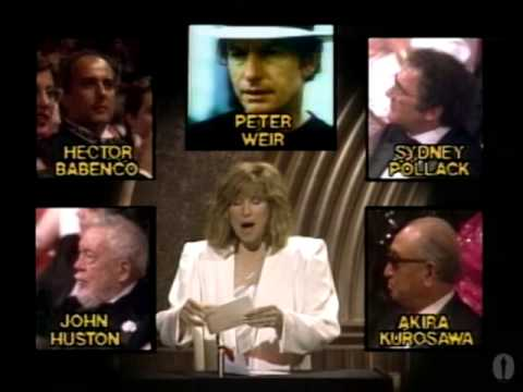 Sydney Pollack ‪Wins Best Directing: 1986 Oscars Mp3