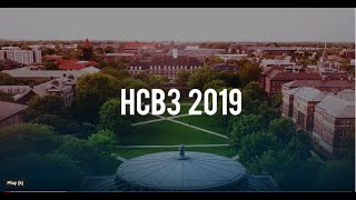 Introducing the 2019 HCB3 Health Communication Conference!