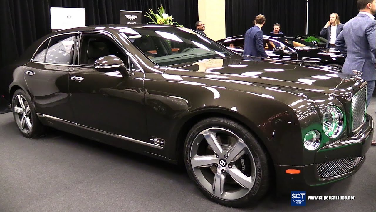 2016 bentley mulsanne speed exterior and interior. Black Bedroom Furniture Sets. Home Design Ideas