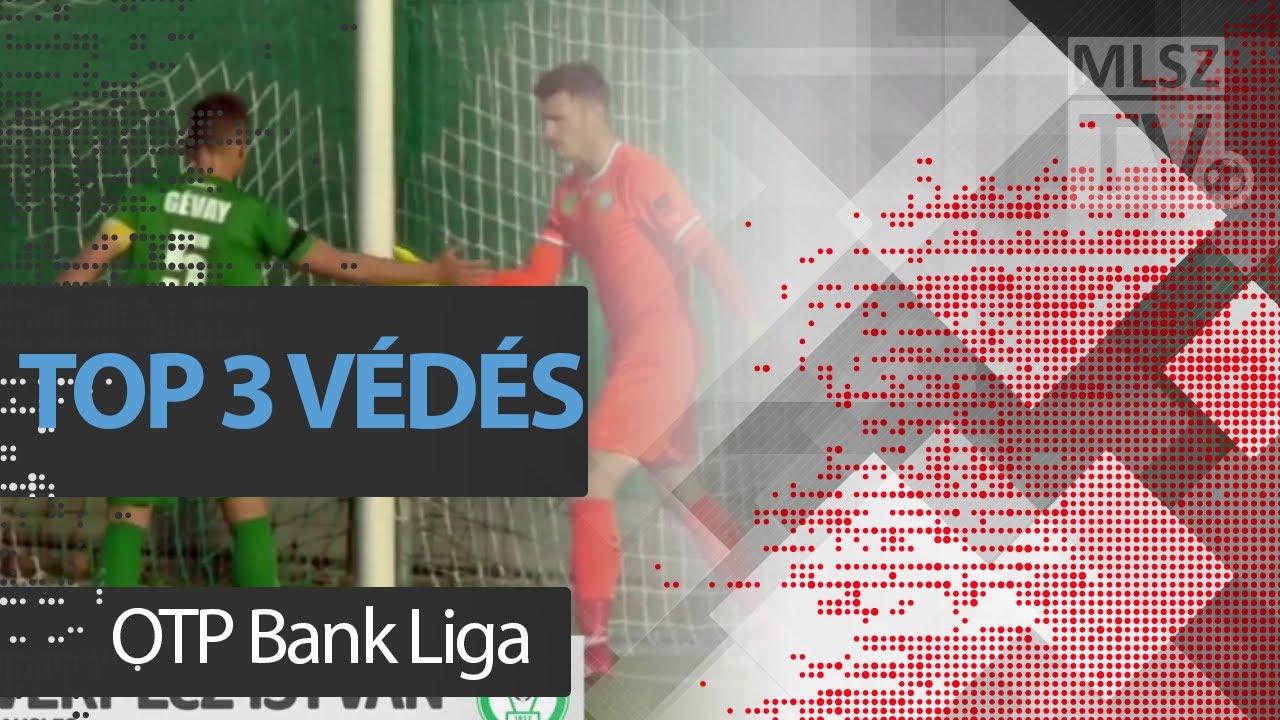 TOP 3 VÉDÉS – 25. forduló | OTP Bank Liga | 2017/2018