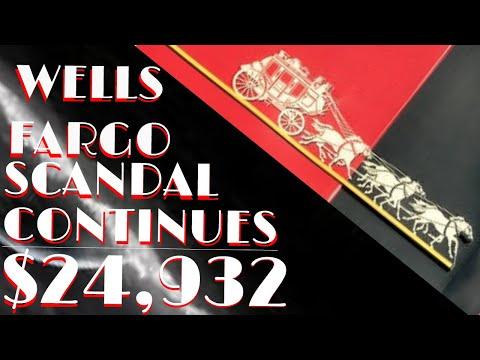Wells Fargo scandal continues | $24,932 Dividend Portfolio