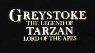 Greystoke The Legend Of Tarzan, Lord Of The Apes Trailer 1984