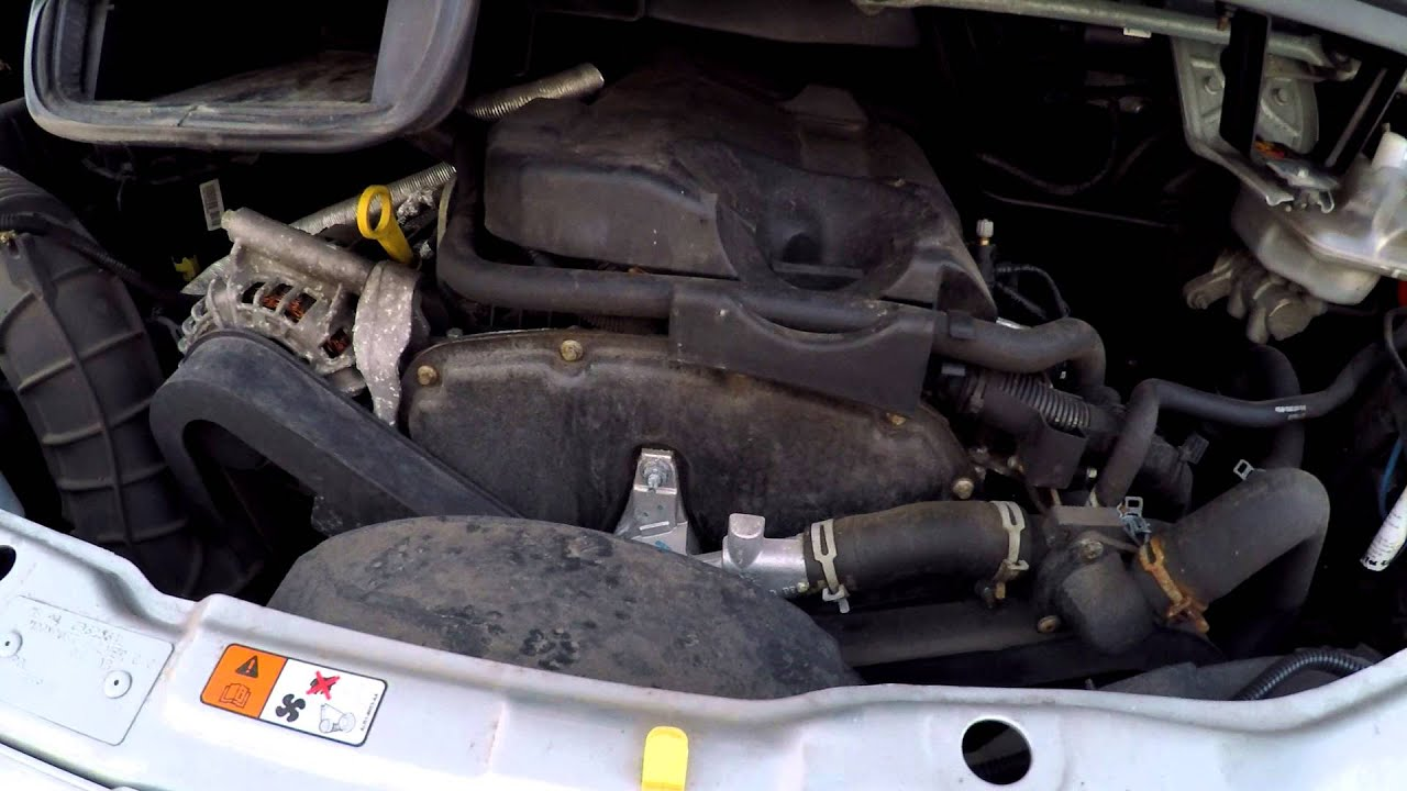 2016 Ford Transit >> Ford Transit 2.2 TDCi engine very cold start problem -15°C ...