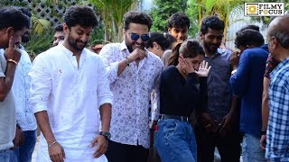 HIT Movie Success Celebrations | VishwakSen, Ruhani Sharma, Nani