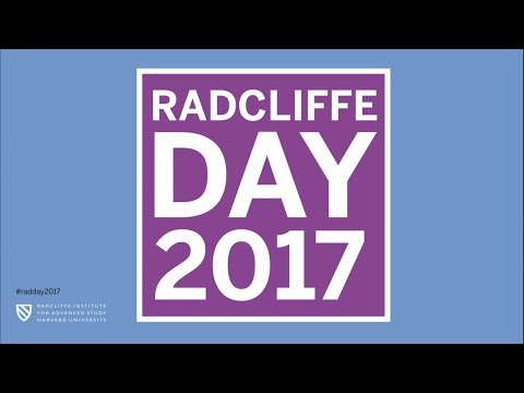 Radcliffe Day 2017 | Honoring Gwen Ifill and Judy Woodruff || Radcliffe Institute