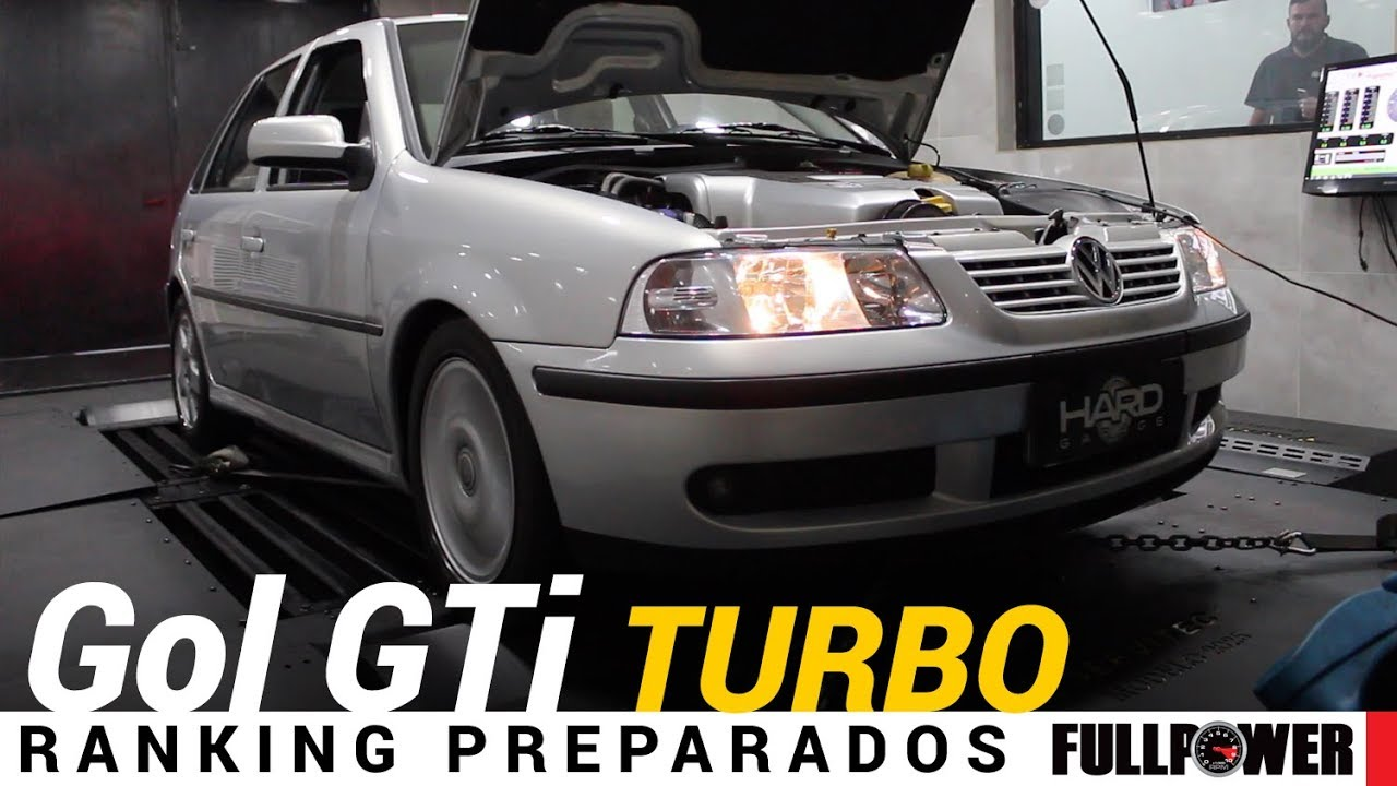 Gol GTi zeraaaaado: de uso diário, o Volkswagen turbinado vai bem com 1.0 kg de pressão