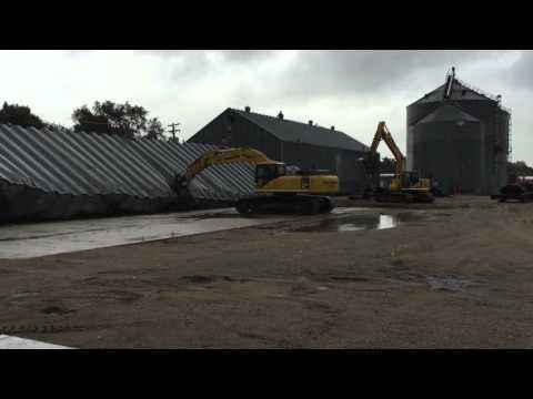 Feedmill expansion begins