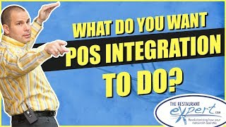 Restaurant Management - What Does POS Integration for Restaurant Software Mean? #restaurantsystems