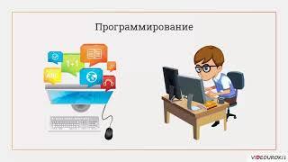 Видеоурок «Информатика как наука об информации»
