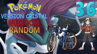 Pokémon Cristal - Nuzlocke Random #36: Le Smilodon électrique !