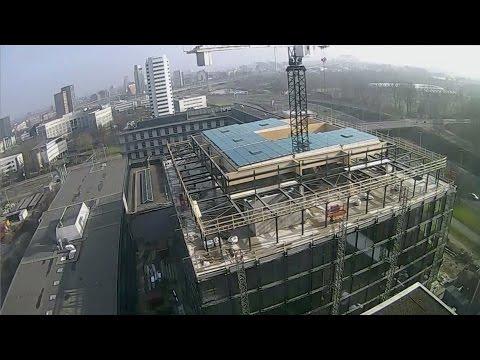 Hoogste punt Kralingse Zoom - Rotterdam Business School