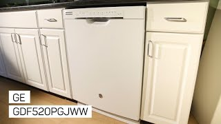 Dirt cheap GE GDF520PGJWW dishwasher handles its business