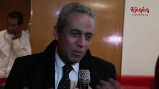 بالفيديو.. صبري فواز:'صفحات فيس بوك مينفعش تكون مادة صحفية'