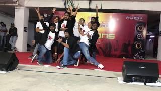 #Wavefest 2018#Aud 2#Spartans Team#RMSI