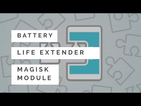 Battery Life Extender Magisk Module
