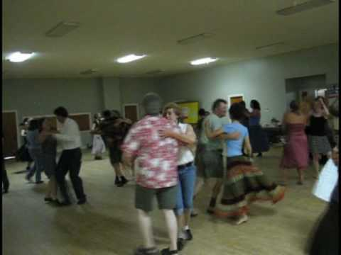 Falmouth, Maine Contradance with Nor'easter and calling by Pat Tognoni