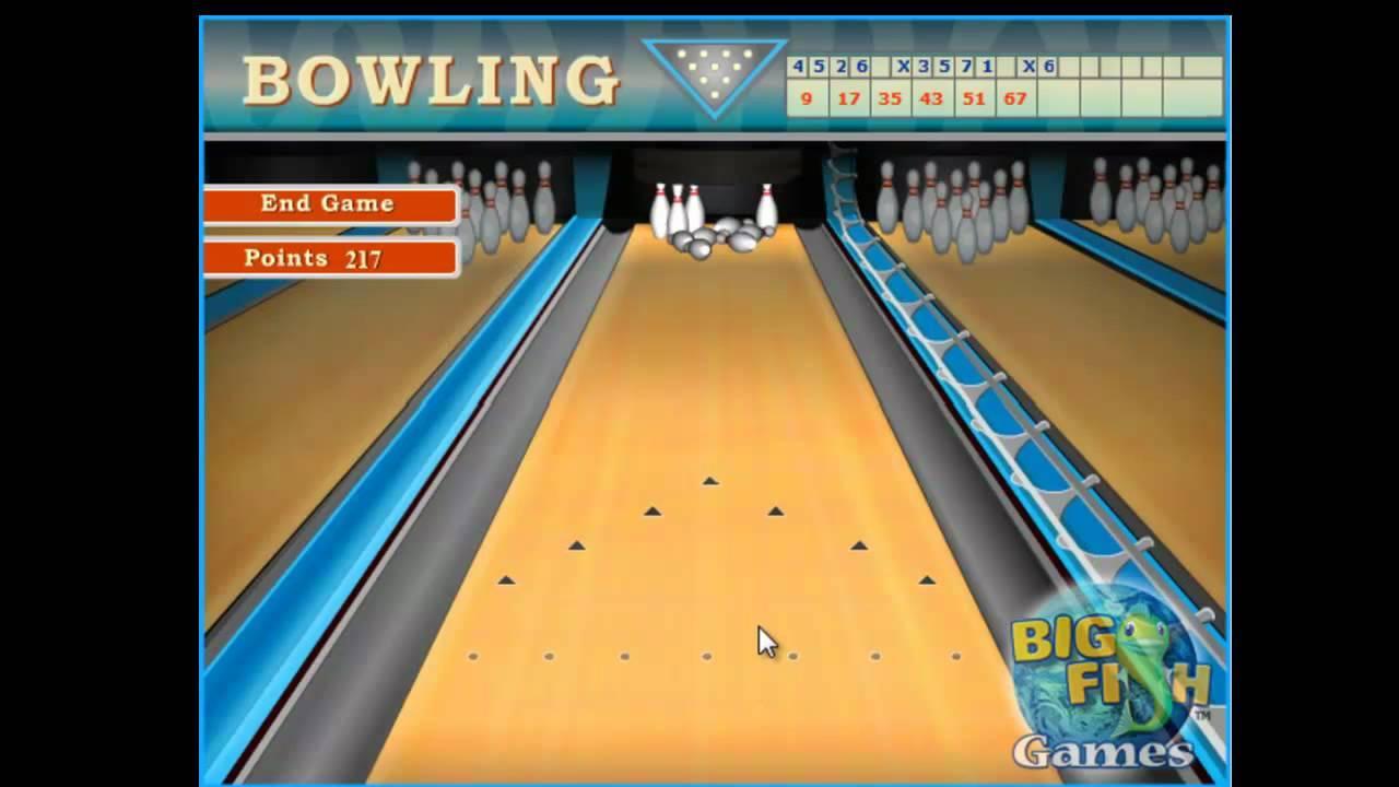 Juegos Gratis Online 3d Bowling En Google Chrome Youtube