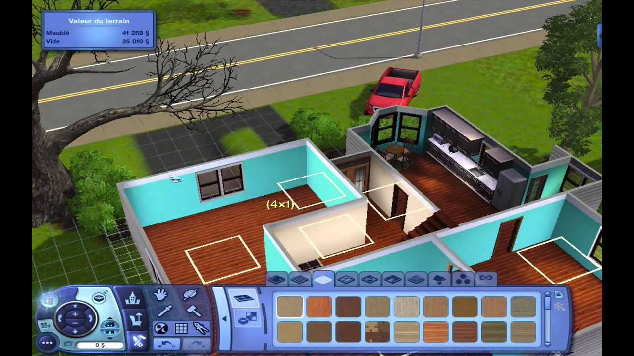 The Sims 3 - Bella\u0027s House Twilight Speed Build Part 2 - YouTube