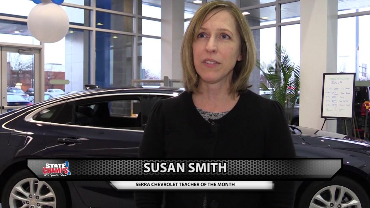 Susan Smith Car