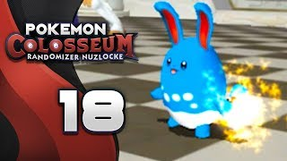 PUT RESPECT ON BLEEZUS NAME - Pokemon Colosseum RANDOMIZER Nuzlocke #18 w/ NumbNexus