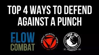 Top 4 Ways T๐ Defend Against A Punch [Flow of Combat]