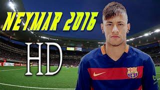 Neymar Jr 2016 - Crazy Skills & Goals - HD