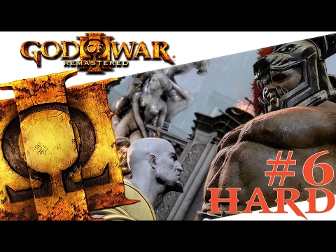 God of War 3 HARD Pt#6 Esmaguei a BOCE... do HERCULES  PS4 (PT-BR)