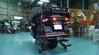 Custom Bike 龍 Landing Gear New Custom Plus (HONDA GoldWing GL1500)