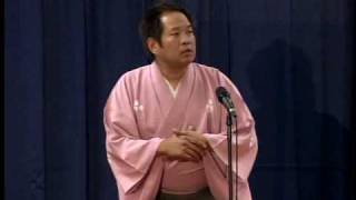 KATSURA KAISHI English RAKUGO