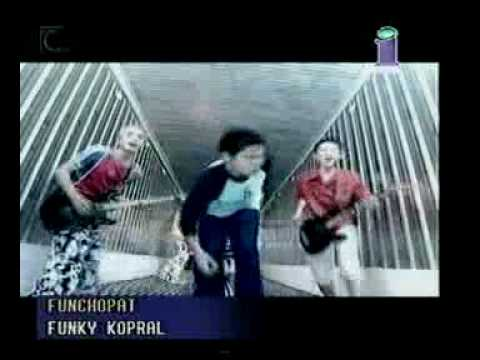 Funky kopral - Funchopat (OFFICIAL MUSIC VIDEO)