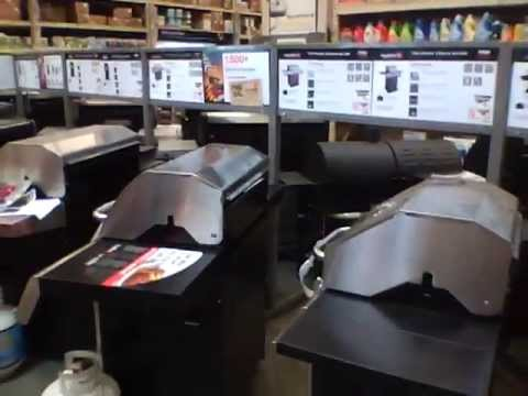 Bbq Grills At Home Depot Youtube