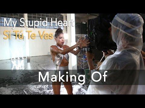 Making Of: SI TÚ TE VAS (MY STUPID HEART) #SiTuTeVasMakingOf | TINI