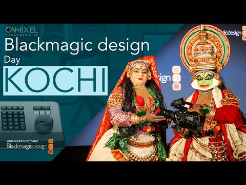 Blackmagic Design Day | Kochi | 2020