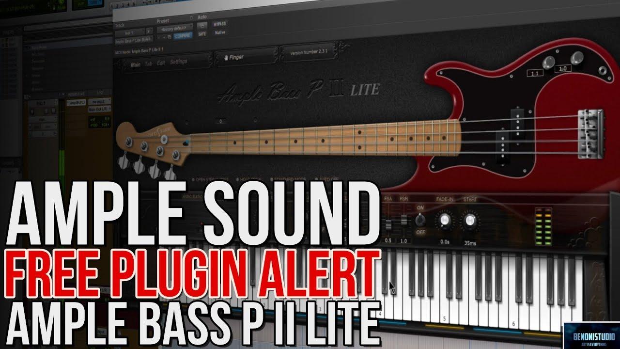 ample sound bass lite