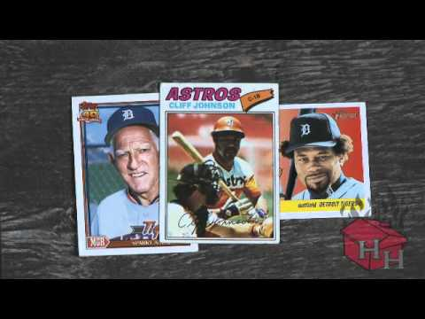Baseball Card Theatre Presents Not Cliff Johnson