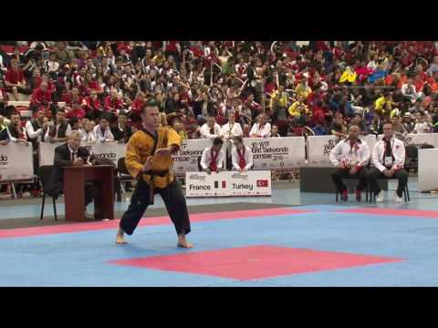 10th WTF World Poomsae Championships  Peru 2016_sypchin_master2 turkia