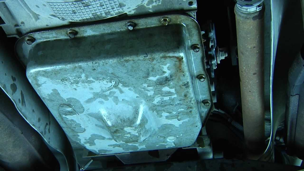 2001 ford f150 transmission service flush torque converter oil cooler pan filter youtube [ 1280 x 720 Pixel ]
