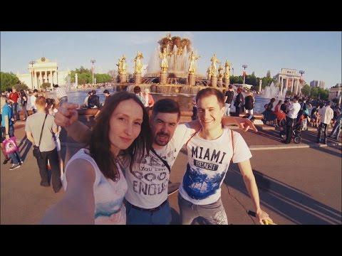 Pavel Denisov VDiary#1 - Москва, ВДНХ