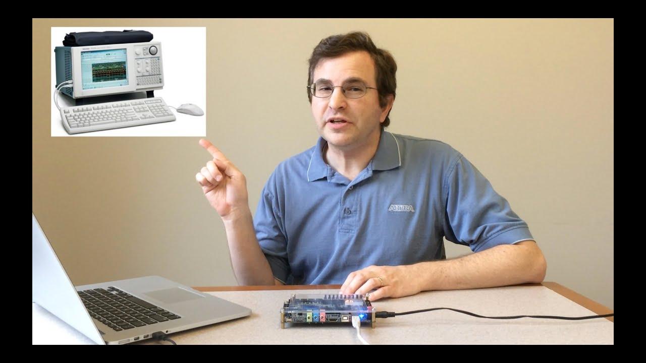 Signaltap Ii Embedded Logic Analyzer Basics Youtube Block Diagram