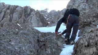 Zugspitze Aufstieg über Stopselzieher