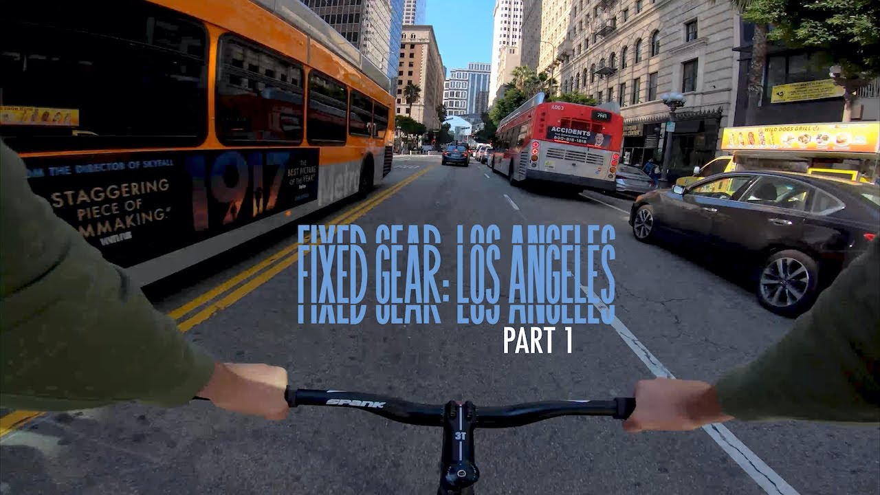FIXED GEAR LOS ANGELES - 2020 (part 1)