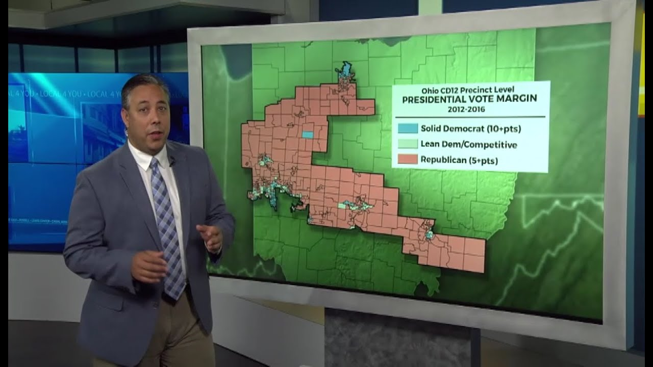 Polling Results Show Close Race In 12th Congressional District Youtube