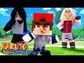 Minecraft - Who's Your Family? O FILHO DO SASUKE E DA SAKURA ! NARUTO SHIPPUDEN