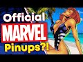 Marvel's RIDICULOUS Pinup Swimsuit Special!